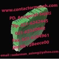 Distributor Solid state reversing kontaktor 24VDC Phoenix contact 3