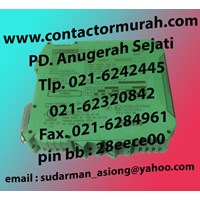Jual 24VDC Solid state reversing kontaktor Phoenix contact 2
