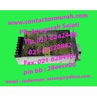 Distributor Power supply Omron tipe S8JC-Z10012CD 8.5A 12VDC 3
