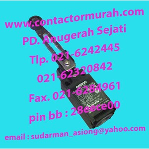 D4N-212G Limit switch 220VAC Omron