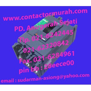 Schneider mccb tipe EZC400N3400N 220V