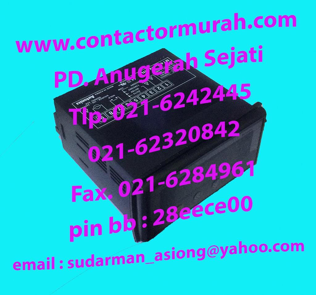 Jual MT4W AV 4N Panel Meter Autonics 220V Harga Murah