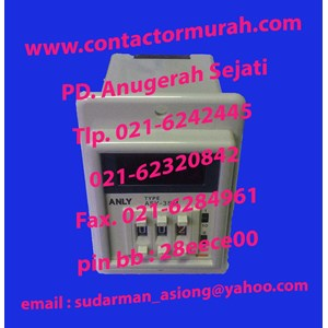 ANLY digital timer ASY-3SM