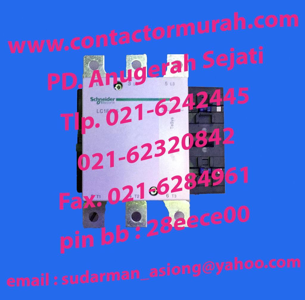 Jual Tipe Lc1f225m7 Kontaktor 220v Schneider Harga Murah
