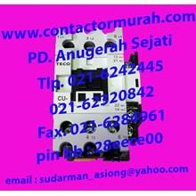TECO tipe CU-27 kontaktor magnetik