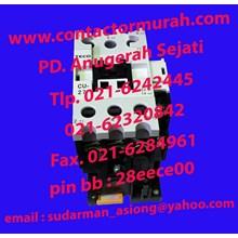 kontaktor magnetik TECO tipe CU-27 50A