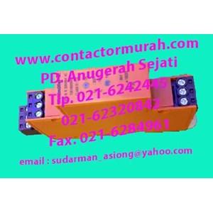From VPU III R relay control Weldmuller 2