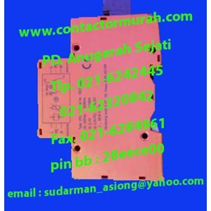 From relay control weldmuller type VPU III R 3