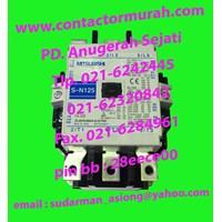 Jual kontaktor magnetik S-N125 MITSUBISHI  2