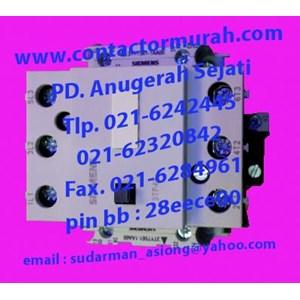 kontaktor tipe 3TF45 SIEMENS 55A