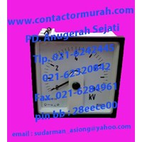 6.3kV kilo volt meter Crompton E244-05W-G-ZP-SF-C7-VR