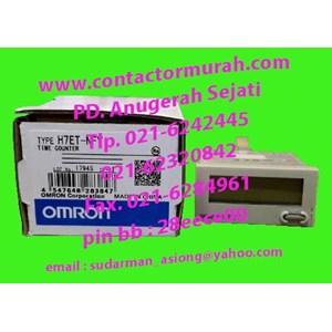 Dari timer counter tipe H7ET-NFV OMRON 2