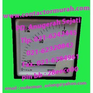 tipe E244415GRNAGAG Hz meter Crompton