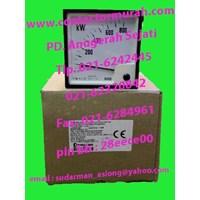 tipe E244214GVC Crompton kW meter 5A 1