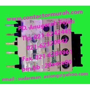 overload relay Schneider tipe LR2K0322