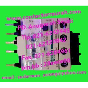 overload relay Schneider tipe LR2K0322 12-16A