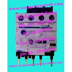 Schneider overload relay tipe LR2K0322 12-16A