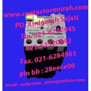 overload relay LR2K0322 Schneider 12-16A