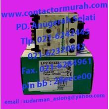 tipe LR2K0322 overload relay Schneider 12-16A