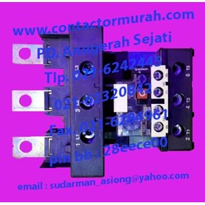 overload relay Schneider tipe LRD4369 110-140A