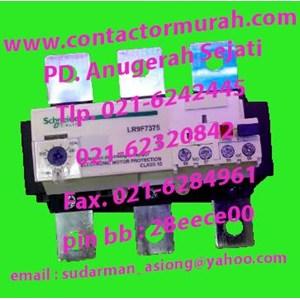 LR9F7375 overload relay Schneider