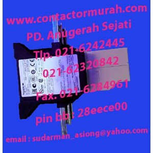 overload relay Schneider tipe LR9F7375 200-330A