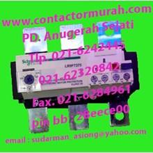 overload relay 200-330A Schneider LR9F7375