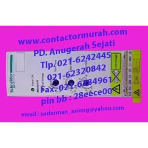 From ATS01N222QN soft starter Schneider 22A 1