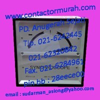 tipe STC144 Circutor synchronoscope 400VAC
