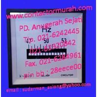 Distributor type HLC96 frecuencymeter Circutor  3