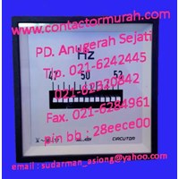 Circutor HLC96 frecuencymeter 400VAC 1