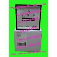 Buy type HLC96 frecuencymeter Circutor 400VAC 4