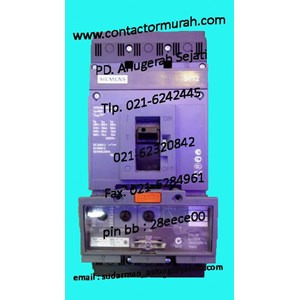 Dari tipe 3VT1716-2DA36 0AA0 SIEMENS breaker 160A 3