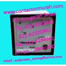 Crompton voltmeter tipe E24301VGNLNL