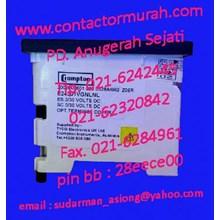 voltmeter Crompton tipe E24301VGNLNL 0-30VDC