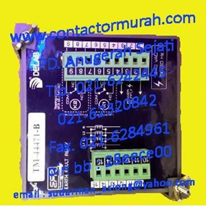 From TM-8200s 240VAC DELAB earth fault relay 1
