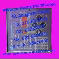 Jual 240VAC earth fault relay DELAB tipe TM-8200s 2