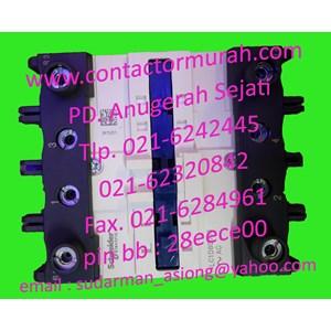 kontaktor Schneider tipe LC1D80008E7 125A