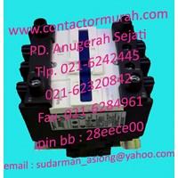 Schneider kontaktor tipe LC1D80008E7 125A 1
