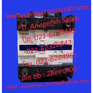 Schneider type LC1D80008E7 contactor 125A
