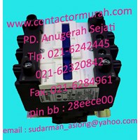 Distributor kontaktor magnetik Schneider tipe LC1D80008E7 125A 3
