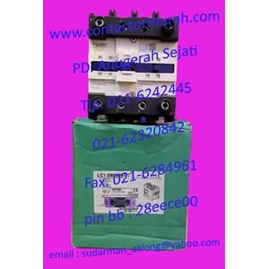 kontaktor magnetik Schneider tipe LC1D80008E7 125A