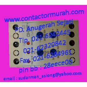 Chint tipe XJ3-D phase failure relay