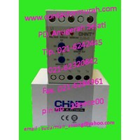 Jual phase failure relay tipe XJ3-D Chint 3A 2