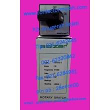 SA16 2-1 rotary switch salzer