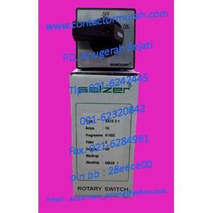 salzer rotary switch tipe SA16 2-1