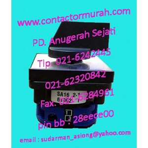 SA16 2-1 salzer rotary switch 16A