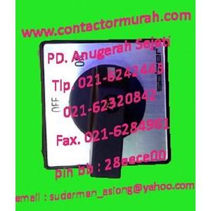 rotary switch tipe SA16 2-1 16A salzer
