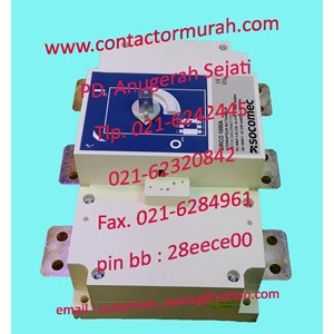 switch disconnector socomec tipe SIRCO 1000A