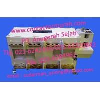 Distributor changeover switch socomec Sircover 1-0-11 3